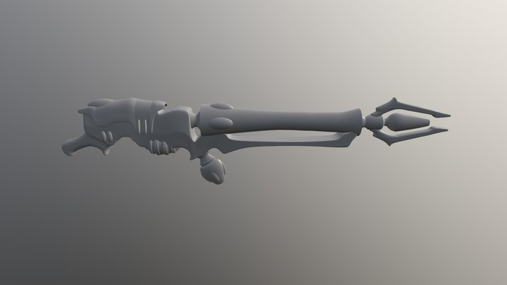 Haywire 3D Model