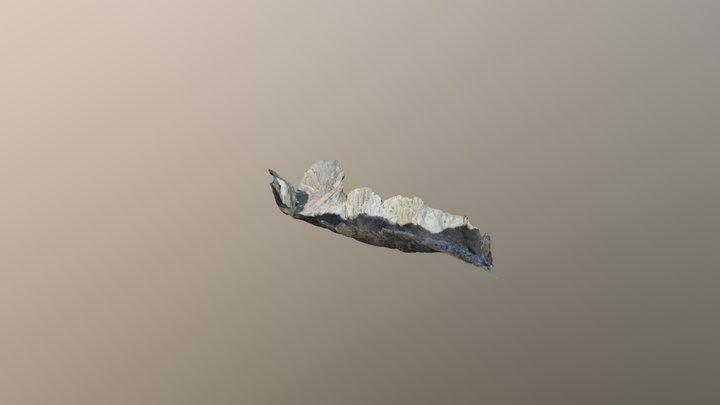 Ущелье Зардалы R5-R7. Zardaly gorge R5-R7 3D Model