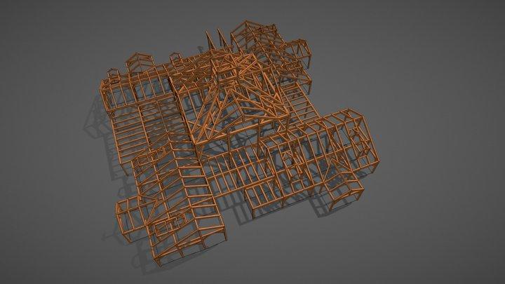 Memory May17 3D Model
