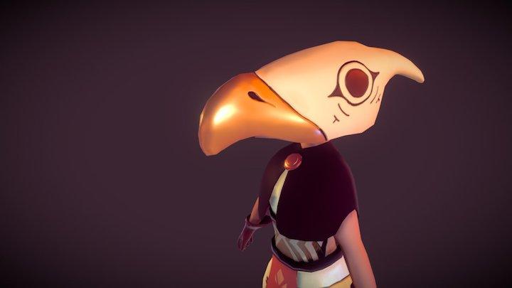 Oiseleur WIP 3D Model