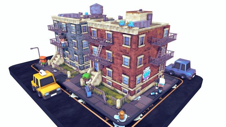 The Neighborhood 3D Model