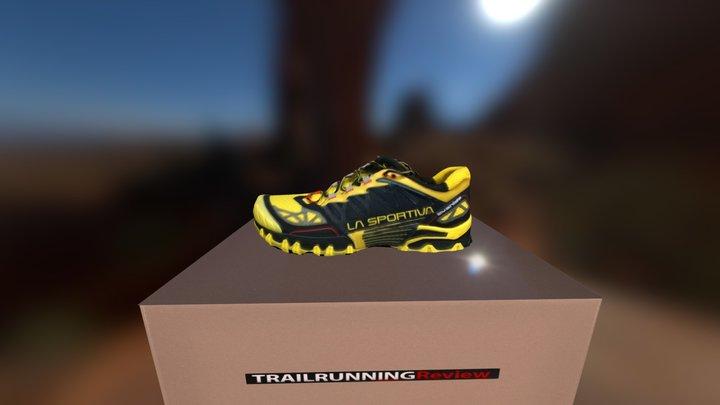 La Sportiva Bushido 3D Model