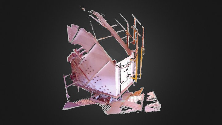 Ram Guard Location 3D Model