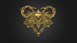 Heart5 2in 3D Model