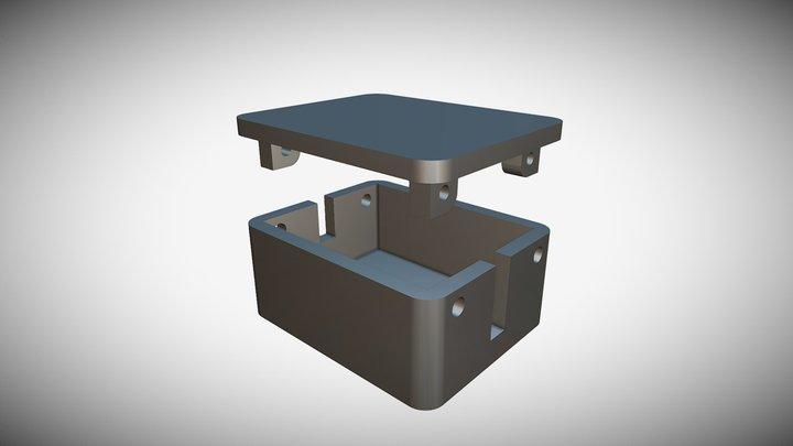 ft232_box_adapter 3D Model
