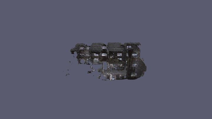 Ferestre industriale/Industrial Windows 3D Model