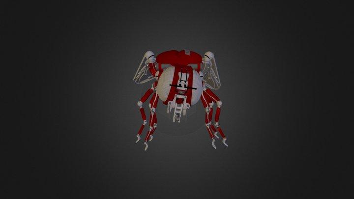Flybot 3D Model