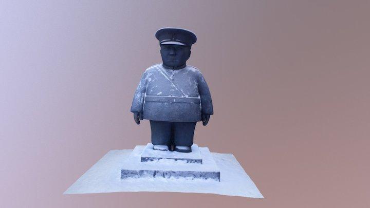 Toripolliisi 3D Model