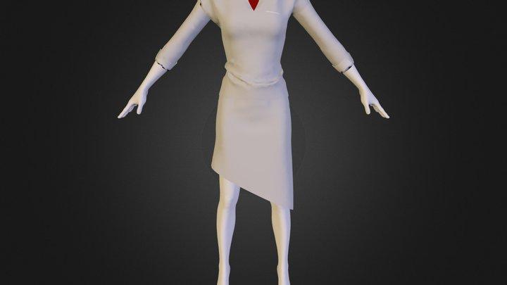 Jasje 3 3D Model