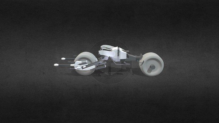 batpod 3D Model