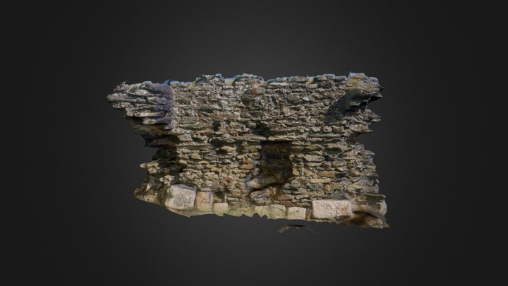 Torreon_dehesa_tex 3D Model