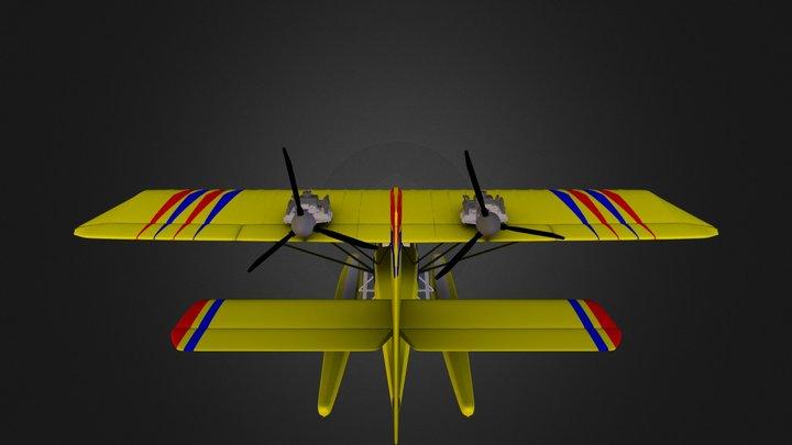 Aircam 3D Model