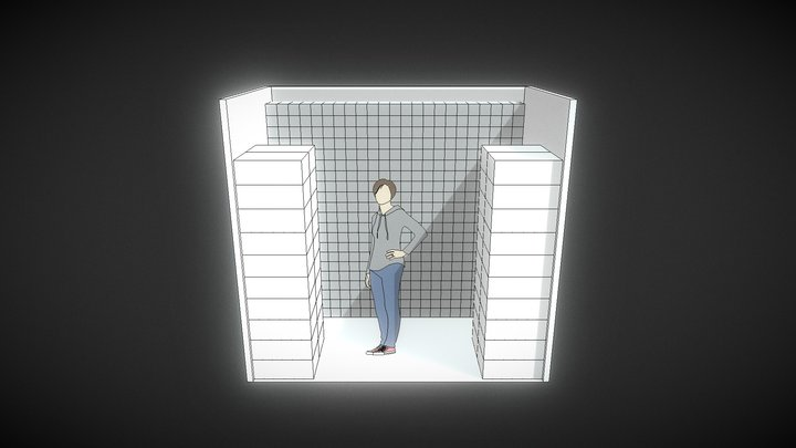 Le Vault 2.0 3D Model