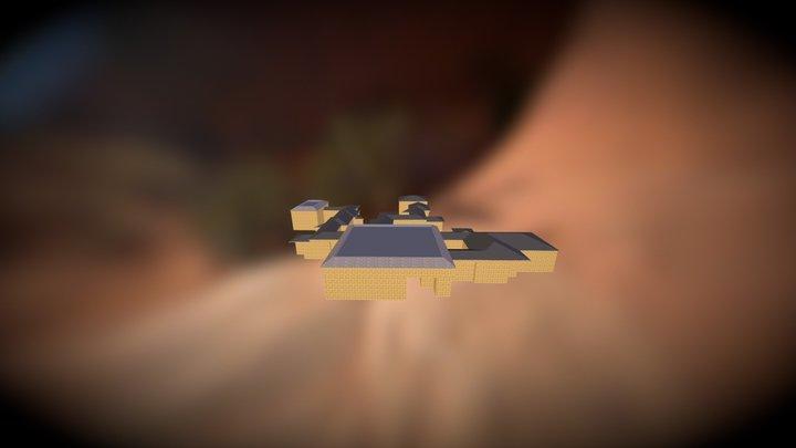 Labyrinthe de Question 3D Model