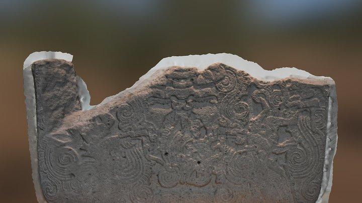 Olmec Box (front)