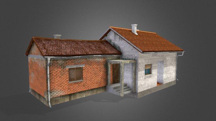 House 18 3D Model