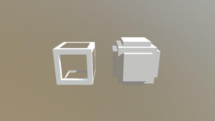 Cruz Delgado 3D Model