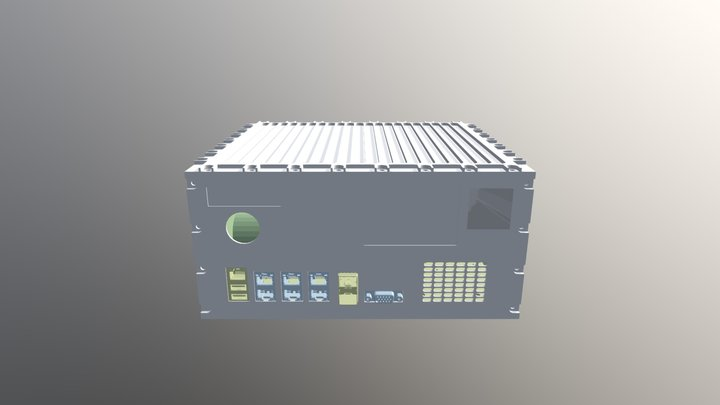CM-ATX 3D Model