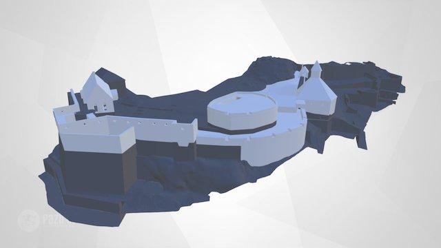 Eger GINOP 3D Model