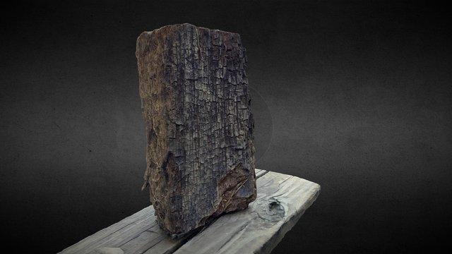 rectangle wood 3D Model