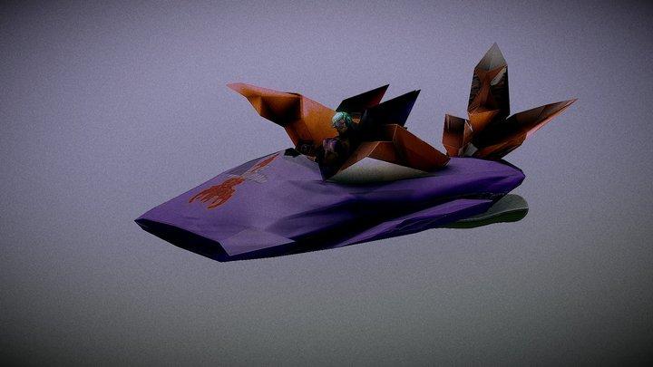 Kandra and Purple 3D Model