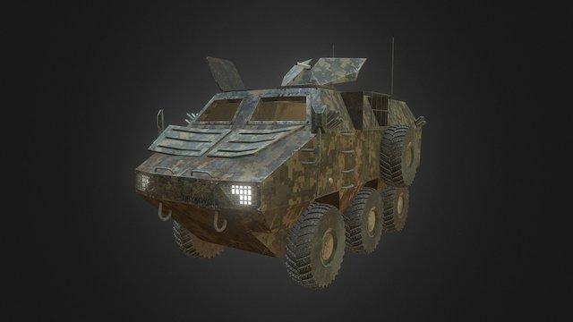 Toyokoto 3D Model