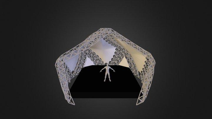 Stage 3D Model