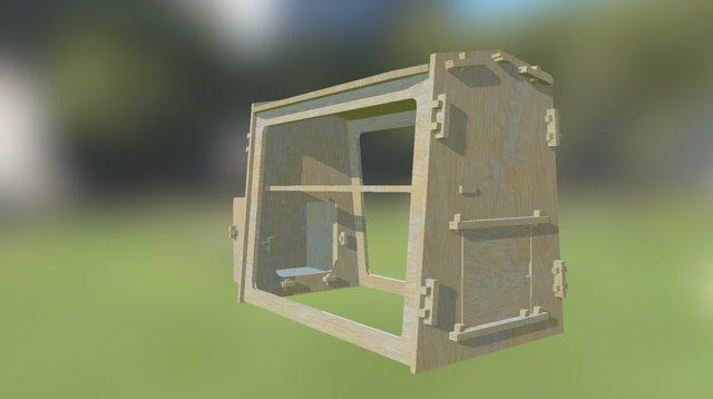 EggHaus 3D Model