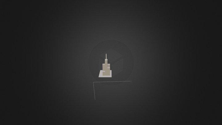 CONSTRUCTION DE SEAR TOWER !!!!!!! 3D Model