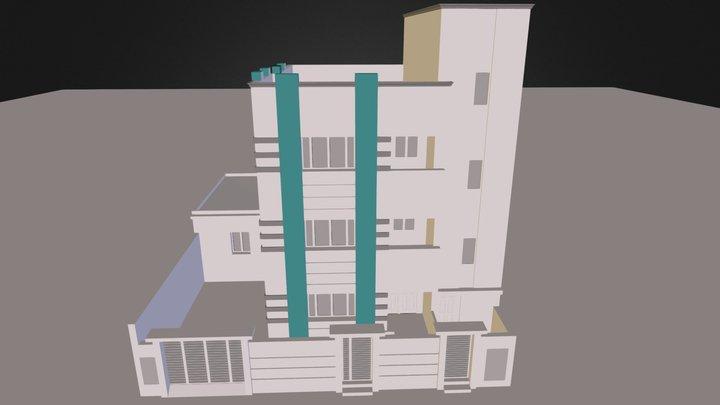 3D model Nabeul 4 3D Model