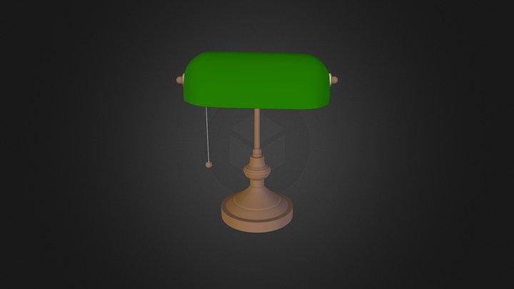 Notarislamp-test 3D Model