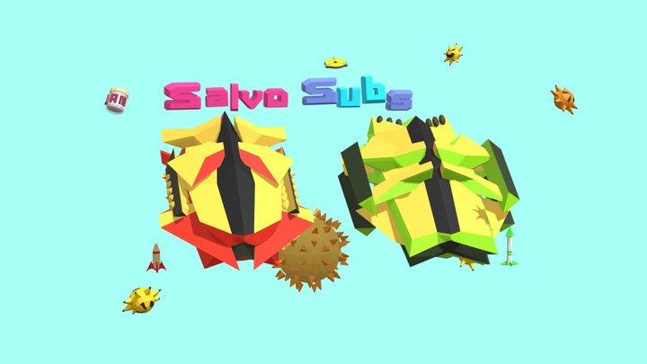 Airo - Sunshark 3D Model