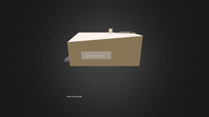 ül1 3D Model