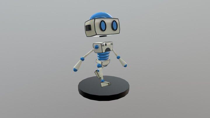 Kilo: Joy Bot 3D Model
