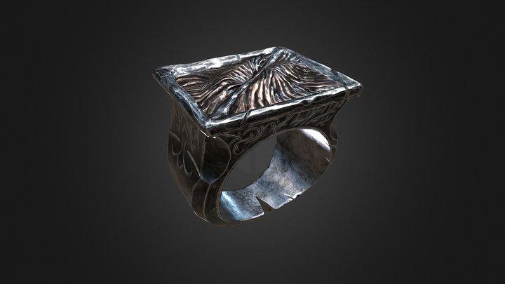 Denstagmers Ring 3D Model