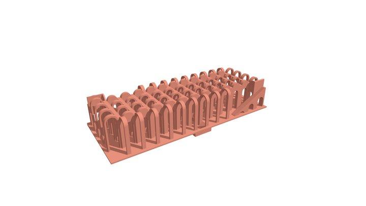 Piscina Mirabilis 3D Model