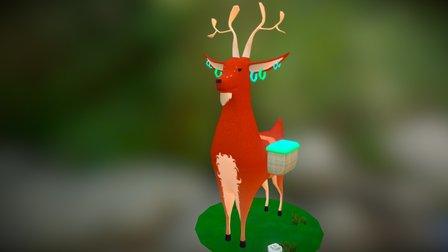 Brae 3D Model