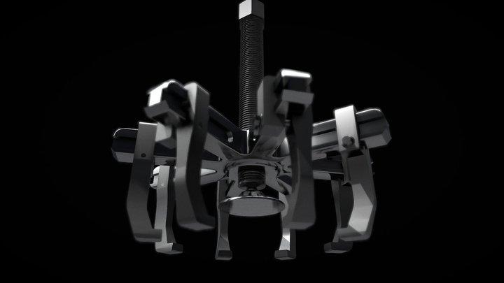Skp 3D Model