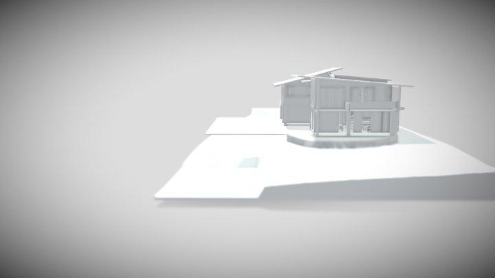 fullhouse2 3D Model