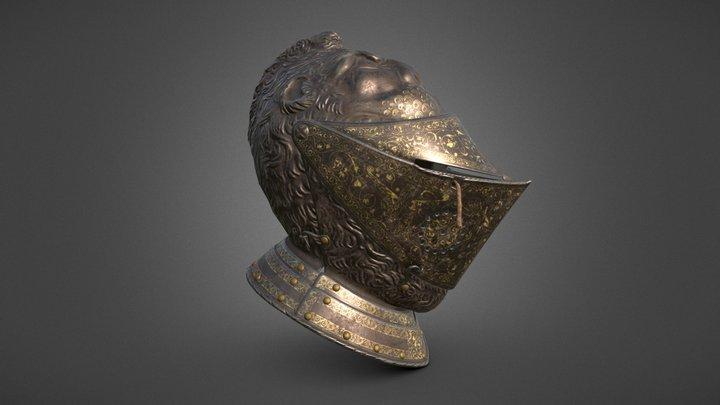 Helmet Of Henry 3D Model