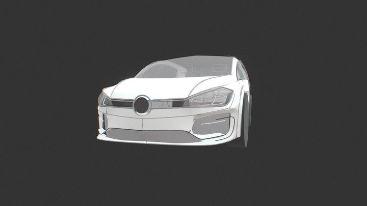 golf_surface_test_30_min 3D Model