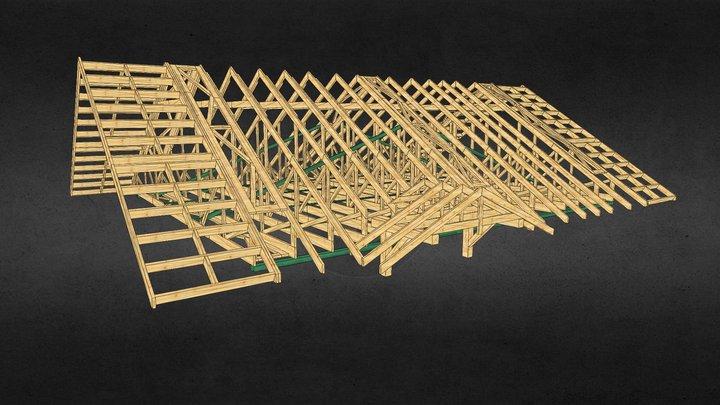 Diedrzychowice 3D Model