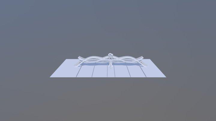 mamout pool 3D Model