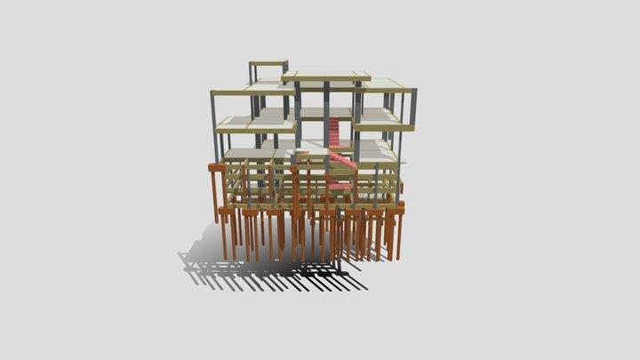 EST_CARLOS 3D Model