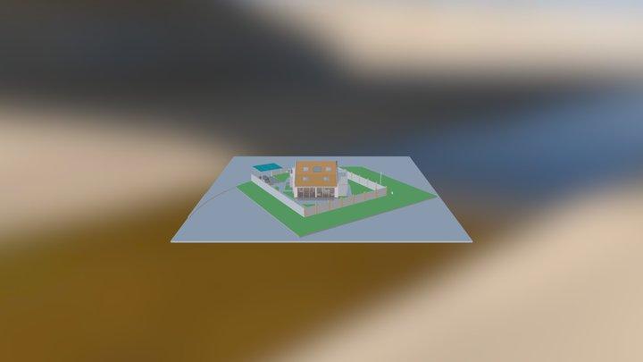 2015 56  Yara Modern Cunucu 3D Model