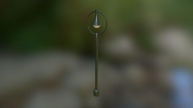 Lamp01 3D Model