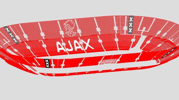 Ajax 3D Model