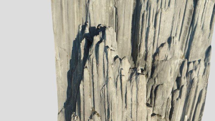 "5° largo de ""Euforia"" - Cerro Mackay, Coyhaique. 3D Model"