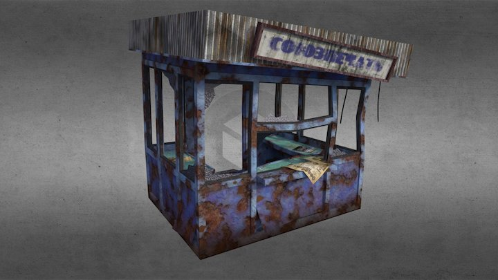 Larek_Souzpechat 3D Model