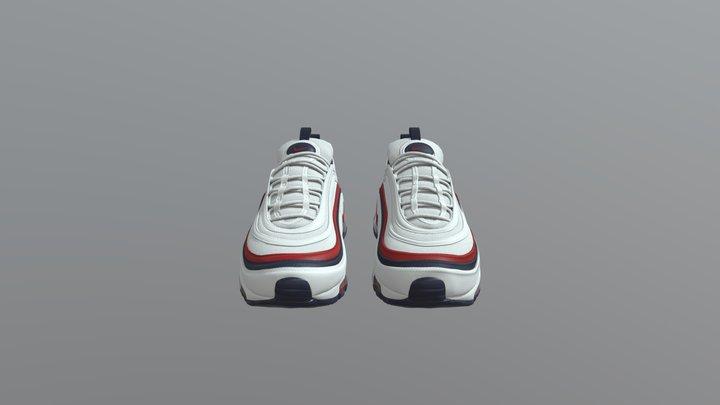 Air Max 97 Nike 3D Model
